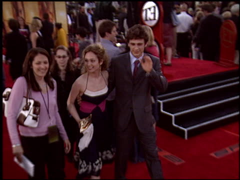 james franco at the 'spider-man 2' premiere on june 22, 2004. - house spider stock videos & royalty-free footage