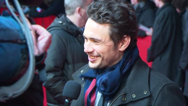 James Franco 'Lovelace' Premiere BMW At The 63rd Berlinale International Film Festival at FriedrichstadtPalast on February 09 2013 in Berlin Federal...