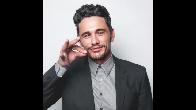 vídeos y material grabado en eventos de stock de james franco poses for a gif at the bafta los angeles tea party on january 6 2018 in beverly hills california - formato de archivo gif