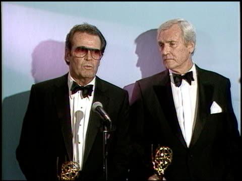 James Garner at the 1987 Emmy Awards Inside at the Pasadena Civic Auditorium in Pasadena California on September 20 1987
