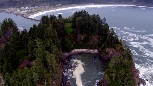 James Island along Pacific Northwest Coast