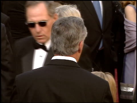 stockvideo's en b-roll-footage met james k hahn at the 2005 academy awards at the kodak theatre in hollywood, california on february 27, 2005. - 77e jaarlijkse academy awards