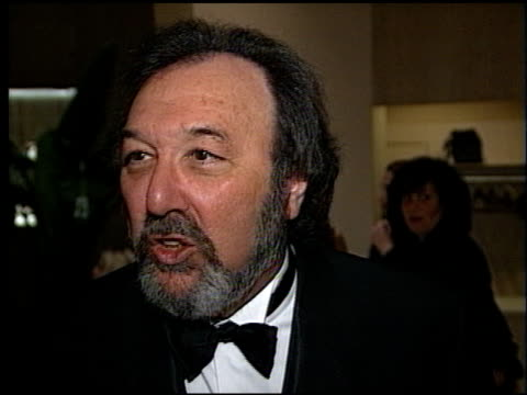James L Brooks at the Artist Rights Foundation Arrivals at the Beverly Hilton in Beverly Hills California on April 17 1998