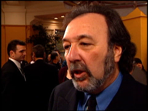 James L Brooks at the 'As Good As It Gets' Premiere at the Mann Village Theatre in Westwood California on December 6 1997