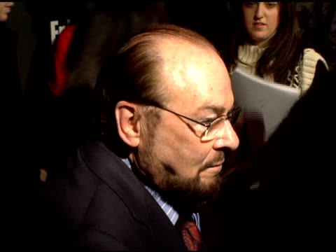 stockvideo's en b-roll-footage met james lipton at the entertainment weekly's viewing party for 2006 academy awards at elaine's in new york, new york on march 5, 2006. - entertainment weekly