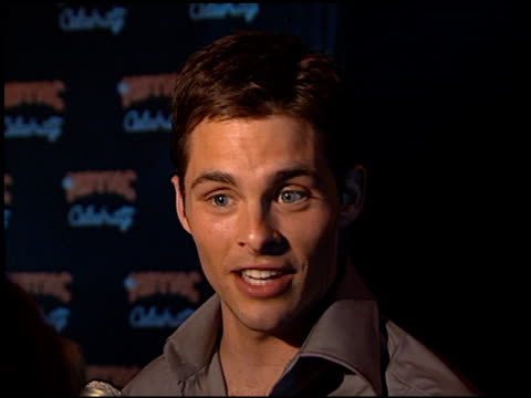 james marsden at the 'n sync celebrity album party at moomba in west hollywood, california on july 23, 2001. - n sync stock videos & royalty-free footage