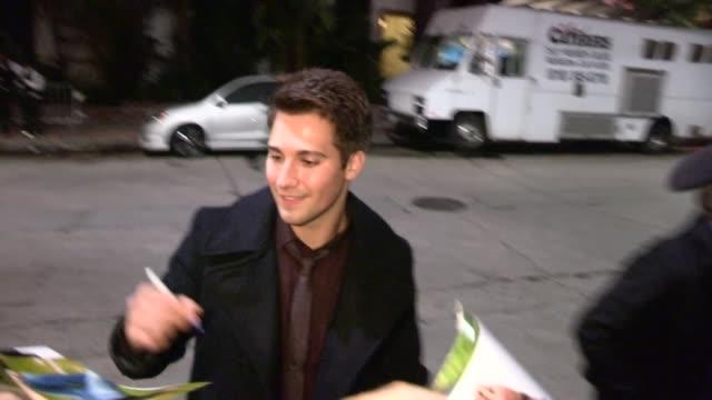 James Maslow Carlos Pena greets fans at the 2012 Hollywood Christmas Parade in Hollywood 11/25/12