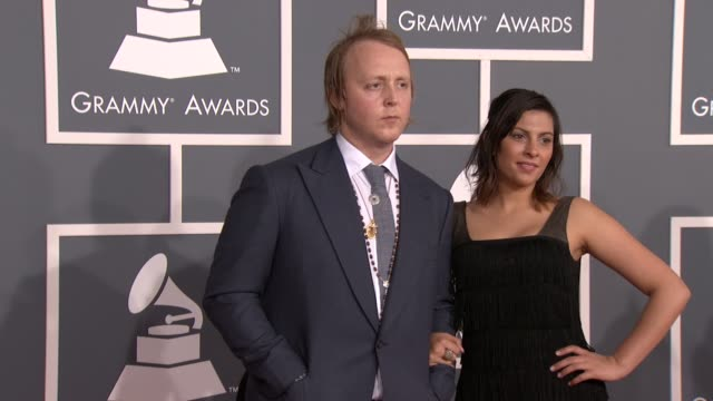 James McCartney at 54th Annual GRAMMY Awards Arrivals on 2/12/12 in Los Angeles CA