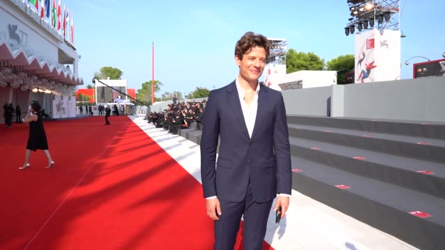 ITA: 'Und Morgen Die Ganze Welt (And Tomorrow The Entire World)' Red Carpet Arrivals, 77th Venice Film Festival