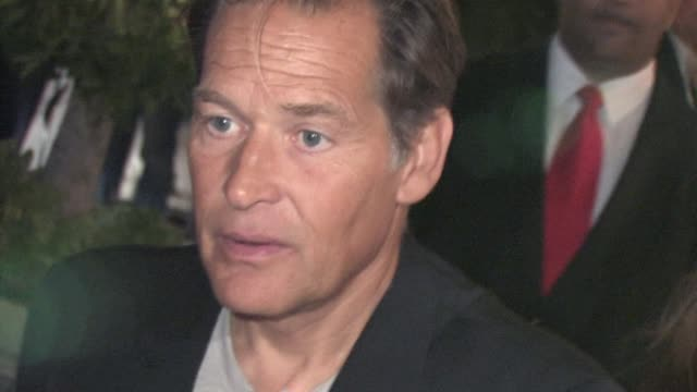 stockvideo's en b-roll-footage met james remar at the 2010 entertainment weekly and women in film pre emmy party at the celebrity sightings in los angeles at los angeles ca. - pre emmy party