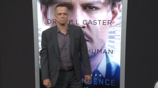 """james russo at the """"transcendence"""" los angeles premiere at regency village theatre on april 10, 2014 in westwood, california. - regency village theater stock videos & royalty-free footage"""
