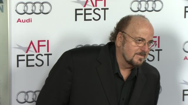 """james toback at afi fest 2014 presented by audi gala screening of """"the gambler"""" at dolby theatre on november 10, 2014 in hollywood, california. - the dolby theatre stock videos & royalty-free footage"""