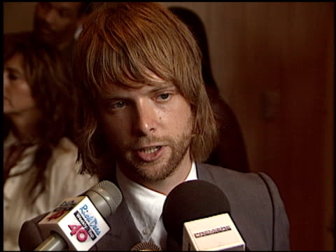 vidéos et rushes de james valentine at the ascap pop music awards at the beverly hilton in beverly hills california on may 16 2005 - ascap