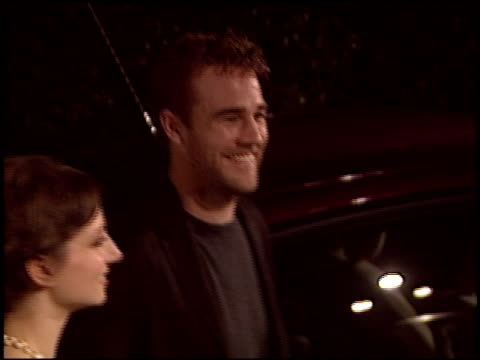 james van der beek at the environmental media awards at ebell theatre in los angeles, california on november 5, 2003. - environmental media awards stock-videos und b-roll-filmmaterial