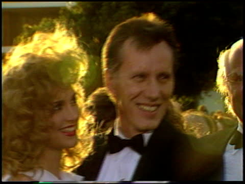 james woods at the 1987 academy awards at dorothy chandler pavilion in los angeles california on march 30 1987 - dorothy chandler pavilion stock videos & royalty-free footage