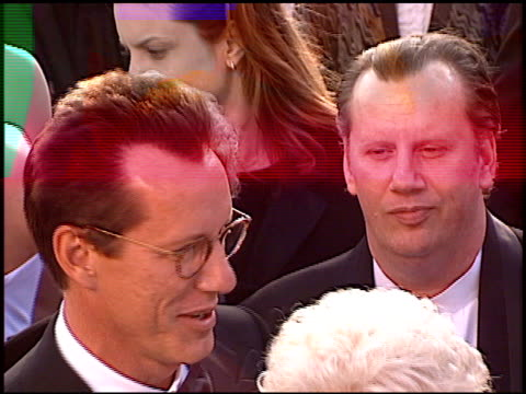 james woods at the 1997 academy awards arrivals at the shrine auditorium in los angeles california on march 24 1997 - 69th annual academy awards stock videos & royalty-free footage