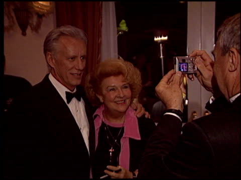 stockvideo's en b-roll-footage met james woods at the 2005 night of 100 stars oscar party at the beverly hilton in beverly hills, california on february 27, 2005. - 77e jaarlijkse academy awards