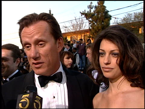 James Woods at the Screen Actor's Guild Awards at the Shrine Auditorium in Los Angeles California on February 22 1997