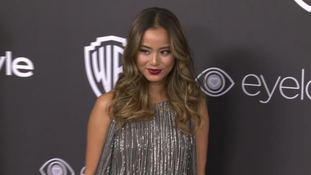 Jamie Chung at 18th Annual InStyle And Warner Bros Pictures Golden Globes AfterParty at The Beverly Hilton Hotel on January 08 2017 in Beverly Hills...