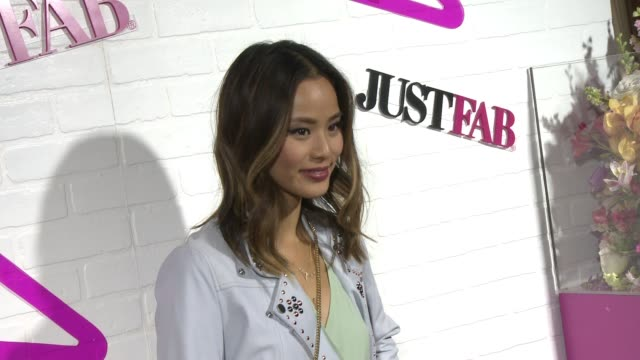 Jamie Chung at JustFab Celebrates the Launch of ReadytoWear in Los Angeles CA