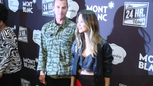 Jamie Chung at Montblanc Presents The 4th Annual Production Of The 24 Hour Plays In Los Angeles To Benefit Urban Arts Partnership in Los Angeles CA