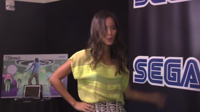 Jamie Chung at Sega GO DANCE Mobile Game Unveil Party on September 05 2013 at STK New York New York