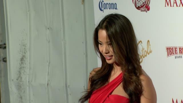Jamie Chung at the Maxim Hot 100 2009 at Santa Monica CA
