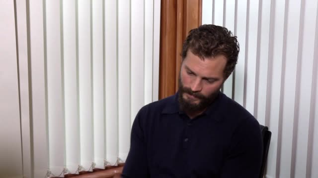 jamie dornan speaks of his heartache at the death of his mother as he promotes a support group for sufferers of pancreatic cancer - pancreatic cancer stock videos and b-roll footage