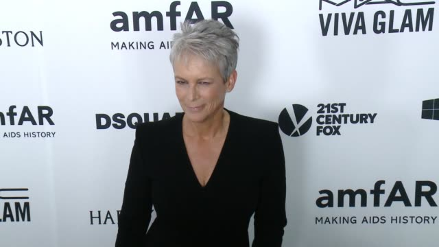 Jamie Lee Curtis at amfAR's Inspiration Gala Los Angeles 2015 in Los Angeles CA