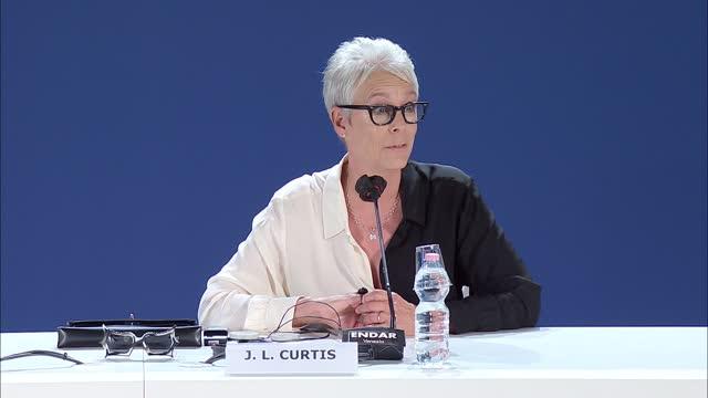 ITA: Halloween Kills - Press Conference  - The 78th Venice International Film Festival