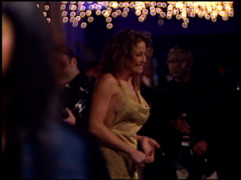 jamie luner at the bmg grammy awards party at miracle mile wilshire in los angeles, california on february 21, 2001. - 奇跡点の映像素材/bロール