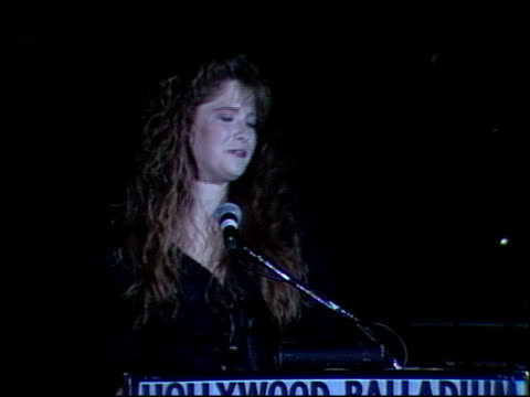 jamie luner at the faces international party at hollywood palladium in hollywood california on may 7 1989 - hollywood palladium stock videos & royalty-free footage