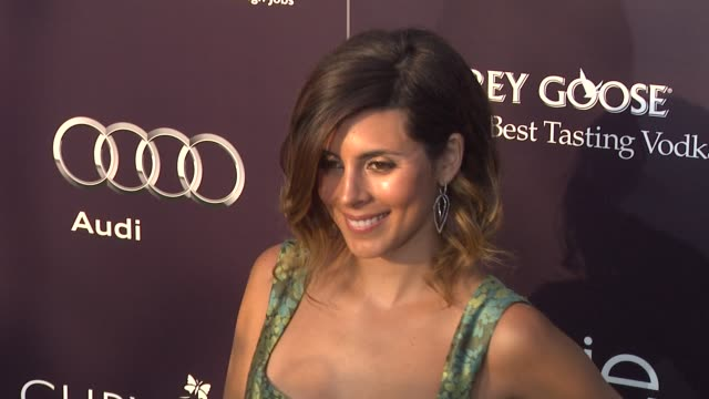 jamie lynn sigler at the 10th annual chrysalis butterfly ball at los angeles ca. - jamie lynn sigler stock videos & royalty-free footage