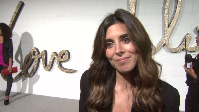 Jamie LynnSigler on what she's wearing on attending tonight's event on what she loves about Chloe on her favorite piece of Chloe clothing in her...