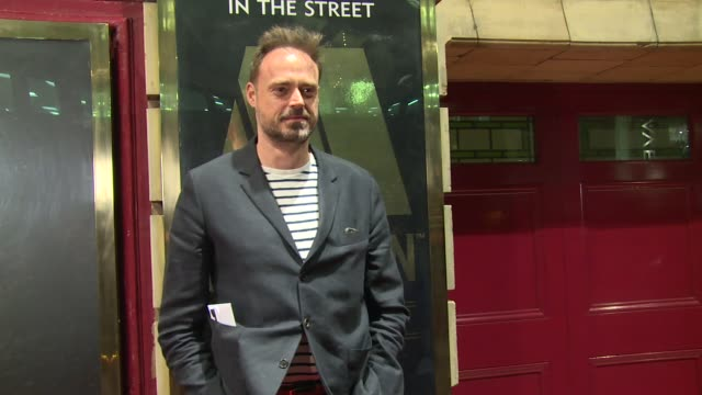 jamie theakston at shaftesbury theatre on march 08, 2016 in london, england. - jamie theakston stock videos & royalty-free footage