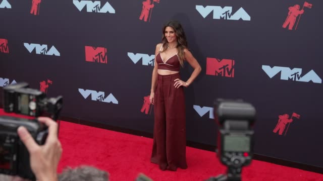 jamie-lynn sigler at 2019 mtv video music awards at prudential center on august 26, 2019 in newark, new jersey. - jamie lynn sigler stock videos & royalty-free footage