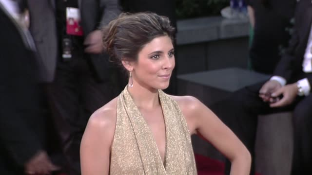 jamie-lynn sigler at the 61st annual primetime emmy awards - arrivals part 3 at los angeles ca. - jamie lynn sigler stock videos & royalty-free footage