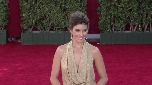 jamie-lynn sigler at the 61st annual primetime emmy awards - arrivals part 4 at los angeles ca. - jamie lynn sigler stock videos & royalty-free footage