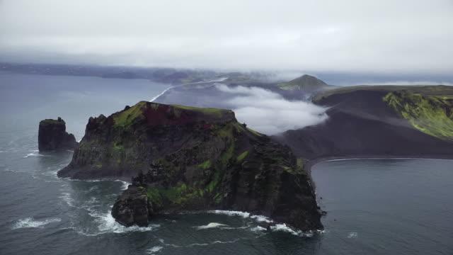 jan mayen - nordatlantik stock-videos und b-roll-filmmaterial