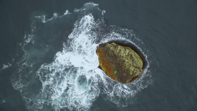 stockvideo's en b-roll-footage met jan mayen - noord atlantische oceaan