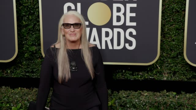Jane Campion at the 75th Annual Golden Globe Awards at The Beverly Hilton Hotel on January 07 2018 in Beverly Hills California