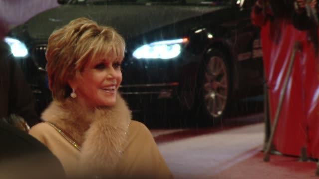 Jane Fonda at 'The Grandmaster' Premiere 63rd Berlinale International Film Festival Jane Fonda at 'The Grandmaster' Premiere 63rd Be at Berlinale...