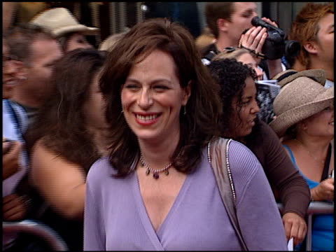 jane kaczmarek at the american idol finale at the kodak theatre in hollywood california on september 4 2002 - american idol stock videos and b-roll footage