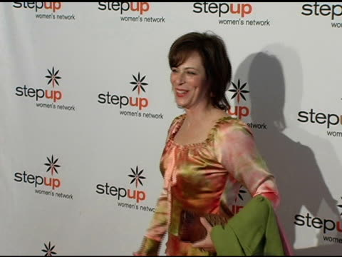 stockvideo's en b-roll-footage met jane kaczmarek at the step up women's network inspiration awards luncheon at the beverly hilton in beverly hills california on april 22 2005 - women's image network awards