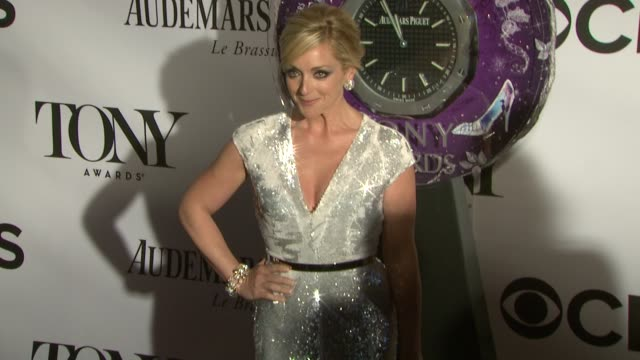 Jane Krakowski at The 67th Annual Tony Awards Arrivals at Radio City Music Hall on June 09 2013 in New York New York