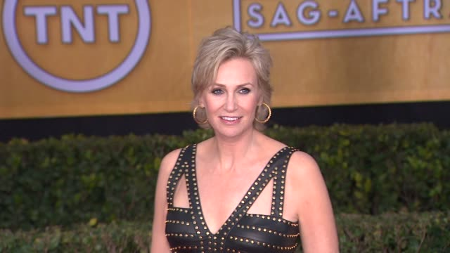 Jane Lynch at 19th Annual Screen Actors Guild Awards Arrivals 1/27/2013 in Los Angeles CA