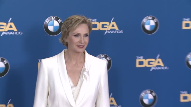 jane lynch at 68th annual directors guild of america awards in los angeles ca - jane lynch stock videos and b-roll footage