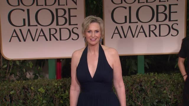 Jane Lynch at 69th Annual Golden Globe Awards Arrivals on January 15 2012 in Beverly Hills California