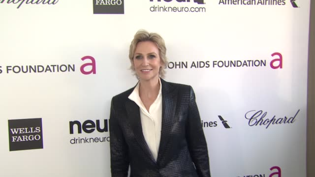 Jane Lynch at Elton John AIDS Foundation Presents 21st Annual Academy Awards Viewing Party Sponsored By Chopard Neuro Drinks And Wells Fargo on...