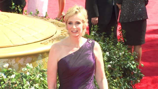 jane lynch at the 62nd primetime emmy awards arrivals at los angeles ca - jane lynch stock videos and b-roll footage